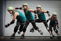 Roller Derby ♡ !