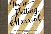 Wedding Stuff / by Mallory Faulkner