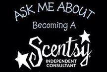 Scentsy / Job, work from home, wickless candles,  / by Adriane O'Neil