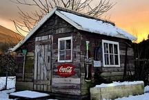Coca Cola-Buildings / by Eddie Wilson