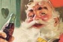 Coca Cola Santa / by Eddie Wilson