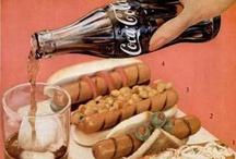 Coca Cola and Food / by Eddie Wilson