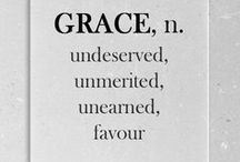 Gracie Lou-Who /  Glorious, that little Grace o' mine. / by Linda Crawford