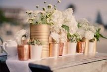 Table Decorations / by Karen Chan