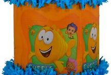 Bubble Guppies Party / by World of Pinatas