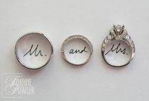 Wedding Rings {and the proposals that came before them}