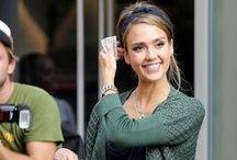 Fabulous Jess <3  / Jessica Alba. Lovely.