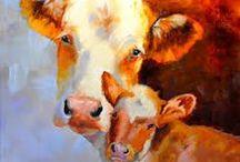 Animal Paintings / by Jeanne Hening