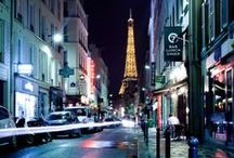 Paris  / by Ilovedoityourself Laure Coulombel