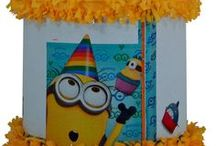 Despicable Me/Minions party / by World of Pinatas