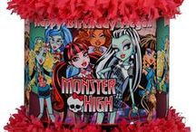 Monster High party