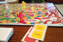 slp activities & games / by beth