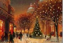 "♫ Christmas Music Videos / Checkout my ""Christmas Movies & Specials"" & ""Vintage Christmas"" & ""Crafts Holiday's"" ""Victorian Christmas"" ""Christmas"" ""Winter Wonderland"" ETC Boards / by Jen Hill"
