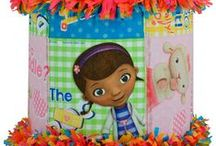 Doc McStuffins Party / by World of Pinatas
