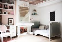 Ladylike living / Bachelorette Pads   Feminine Spaces / by Audrey Dyer