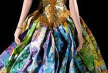 Artistic Clothing / by Jeanne Hening