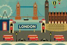 I ❤️ LONDON & UK