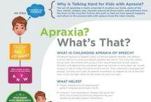 slp apraxia / by beth