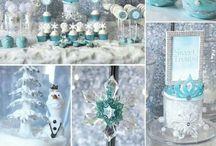 """Frozen"" Princess Party: Belle's 3rd bday / by GabrielnBelle"