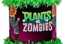 Plants vs. Zombies Party