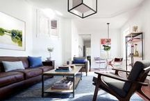 Gentlemanly pursuits / Bachelor Pads   Masculine Design / by Audrey Dyer