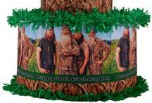 Duck Dynasty Party / by World of Pinatas