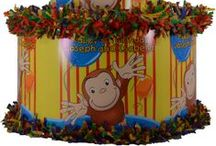 Curious George Party / by World of Pinatas