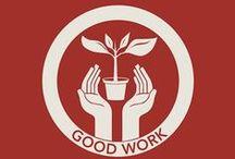 Good Work by Tom Vander Ark /  Tom Vander Ark's Sunday blog about mission-focused work