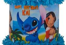 Lilo and Stitch party