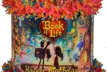 The Book of Life party / by World of Pinatas