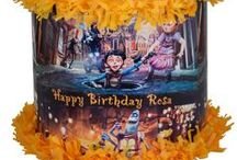 The Boxtrolls party / by World of Pinatas