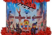 The Lego Movie party