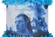 Avatar Movie Party / by World of Pinatas