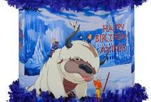 Avatar the Last Airbender party / by World of Pinatas