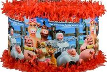 Barnyard party / by World of Pinatas
