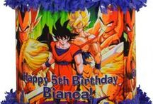Dragonball Z Kai party / by World of Pinatas