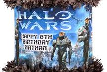 Halo Wars party / by World of Pinatas