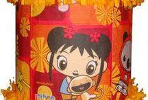 Ni Hao Kai Lan party