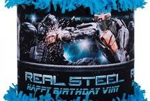 Real Steel Party