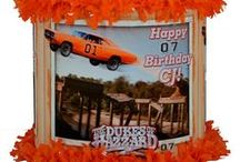 Dukes of Hazzard Party / by World of Pinatas