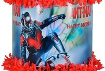 Ant Man Party / by World of Pinatas