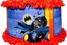 Batman Party / by World of Pinatas