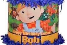 Bob the Builder Party / by World of Pinatas