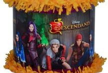 Descendants Party / by World of Pinatas