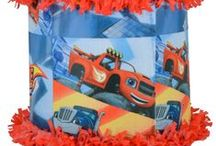 Blaze and the Monster Machines Party / by World of Pinatas