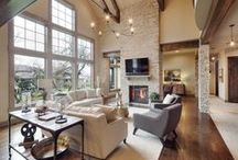 O'Neal Home | Great Rooms
