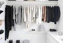 DRESSING ORGANISATION / Comment ranger et optimiser son dressing pour améliorer sa garde-robe ?!