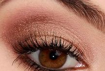 MAQUILLAGE YEUX MARRONS / Comment maquiller des yeux marrons ? Toutes les insprirations make up