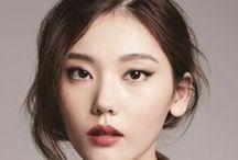 MAQUILLAGE YEUX ASIATIQUES / Looks maquillage pour les yeux et peaux asiatiques
