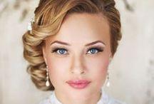 MAQUILLAGE MARIAGE / En quête d'inspiration pour votre maquillage du JOUR J